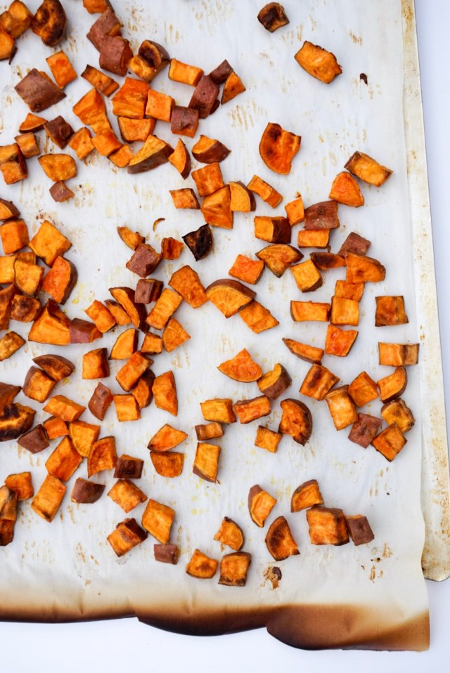 How to make perfectly roasted vegetables