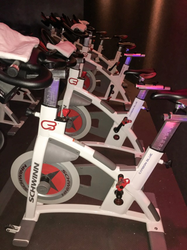 CycleBar Class Review