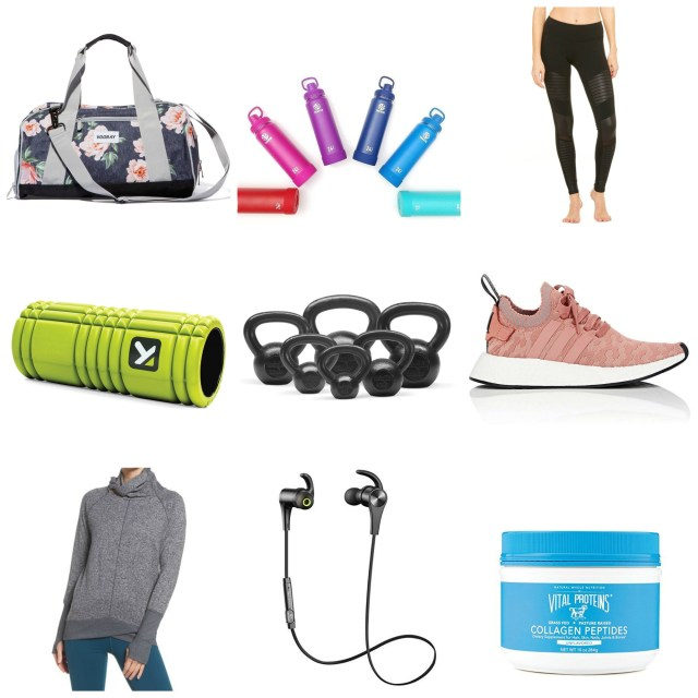 Holiday Gift Guide 2017 for the Fitness Lover