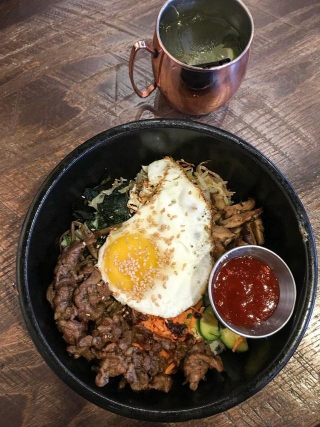 Bibimbap Spoons Korean BBQ La Plata, MD