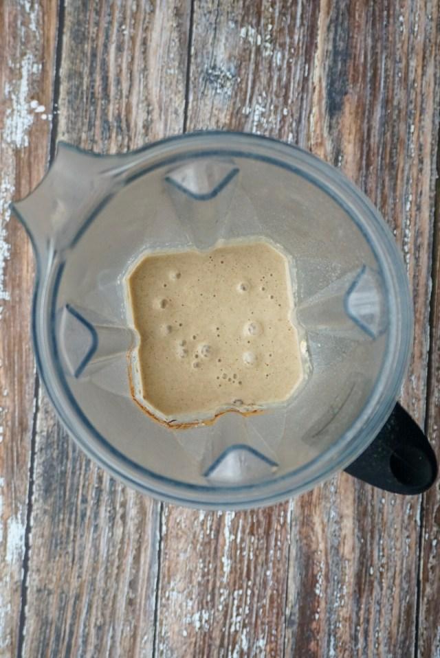 Blender Pancakes Batter