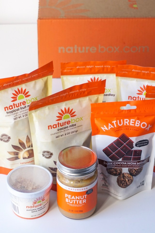 NatureBox Snacks Giveaway