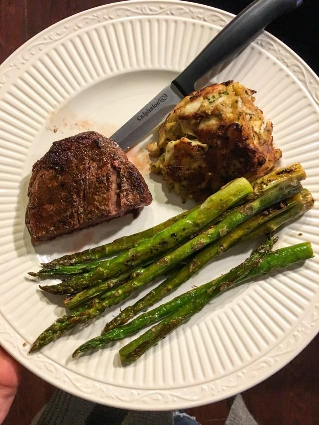 Hancock Family Farms Filet Dinner