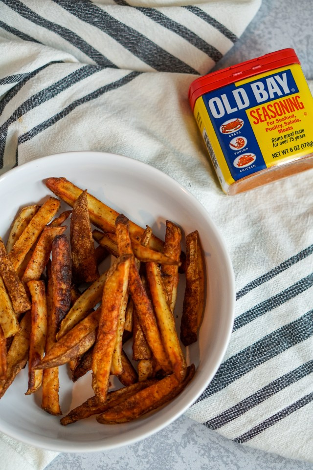 Oven Baked OLD BAY® French Fries