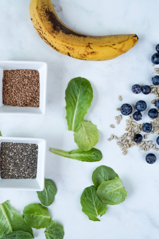 How to Boost a Smoothie with Nuts and Seeds