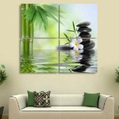 Feng Shui Art For Living Room Sliding Doors Wall Decorations Sweet Angel