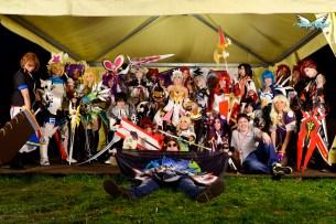 elsowrd cosplay