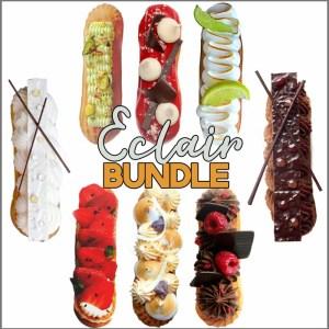 Eclair Recipes Bundle