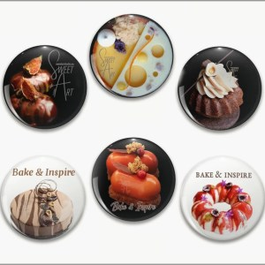 SweetArt Pins ~ For You to Wear and Inspire
