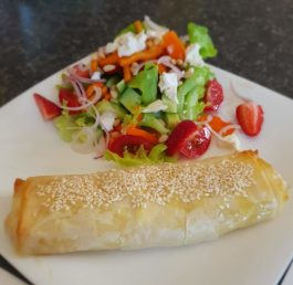 Chicken Filo