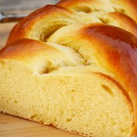 Challah Twist Bread
