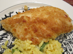 Cracker-Crusted Chicken