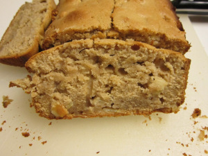 Recipe Swap: Apple Butter Pound Cake
