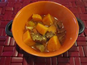 Daring Cooks: Beef Braised in Rooibos Tea with Sweet Potatoes