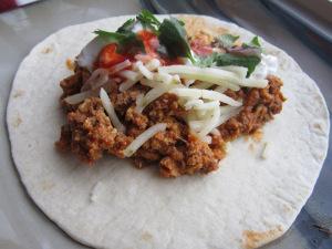 Taco Tuesday: Chorizo & Egg Tacos