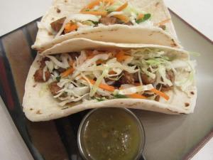 Taco Tuesday: Pork Tenderloin Taco