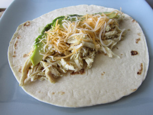 Taco Tuesday: Salsa Verde Chicken Tacos