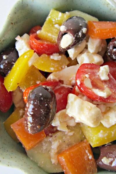 Recipe Swap: Greek Salad