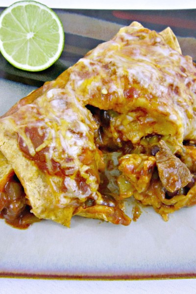 Taco Tuesday: Chile Colorado Burritos