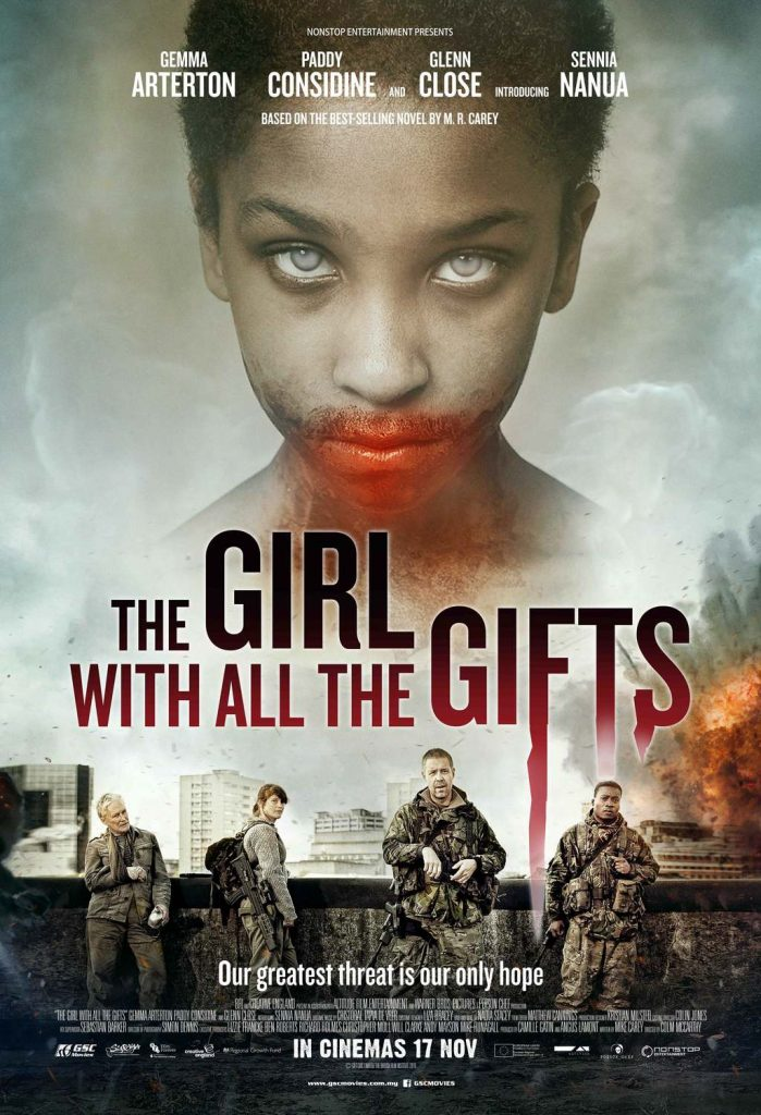 The Last Girl Celle Qui A Tous Les Dons : celle, Girl,, Celle, Sweetberry