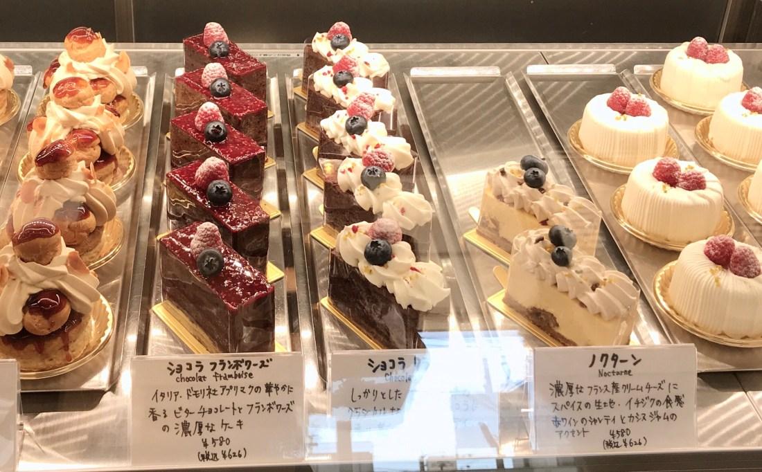 京都甜點店推薦:PATISSERIE.S