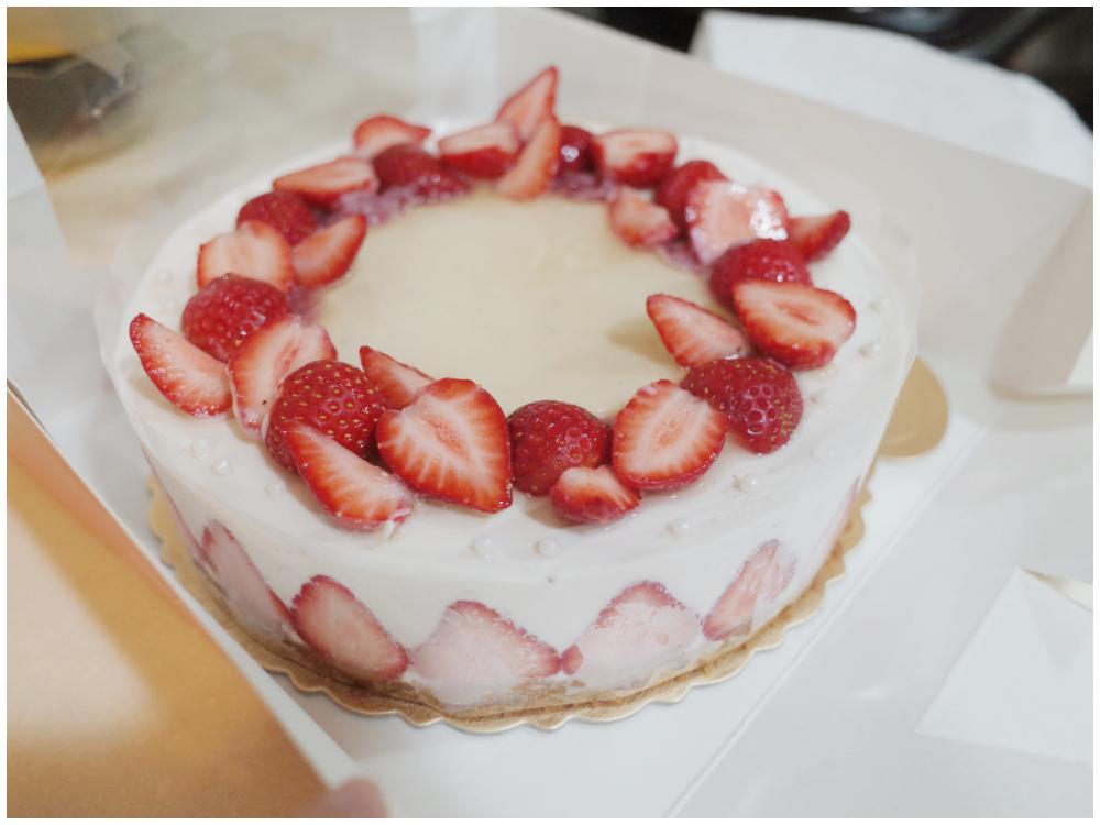 草莓乳酪蛋糕 食譜