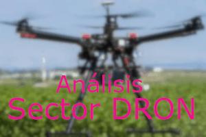 Los drones: uno de los sectores de futuro