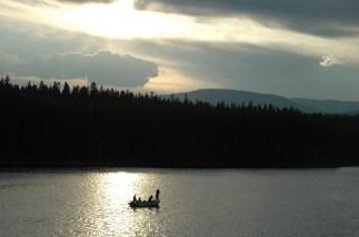 Lake Fishing, Stillwater