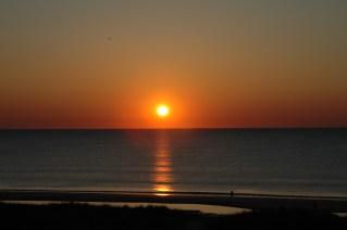Red Sunset, Amelia Island