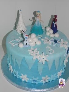 Disneys Frozen Trtchen  Sweet Cake Corner Hamburg
