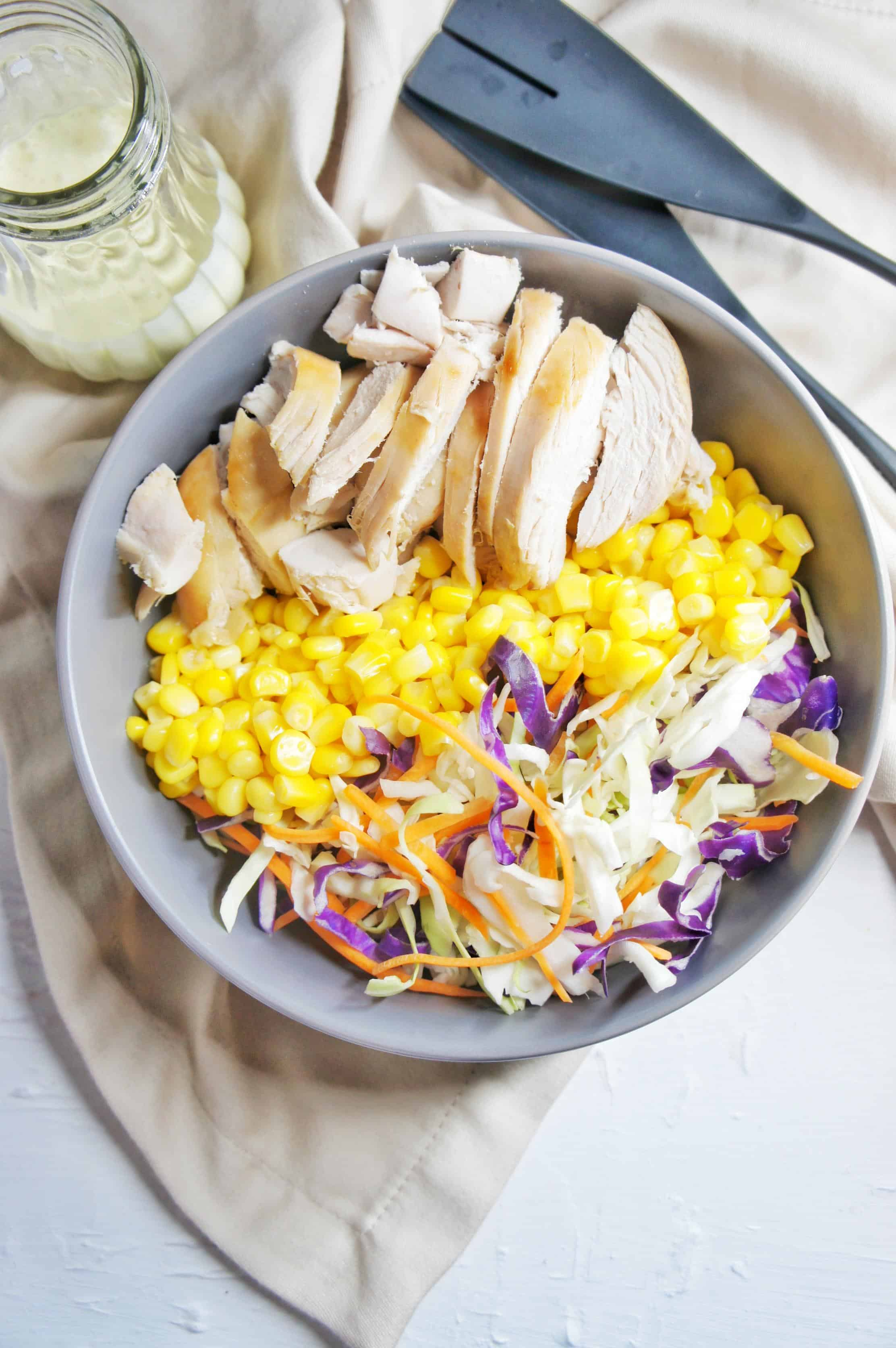 Quick and Easy Chicken Salad Recipe   Sweet Caramel Sunday