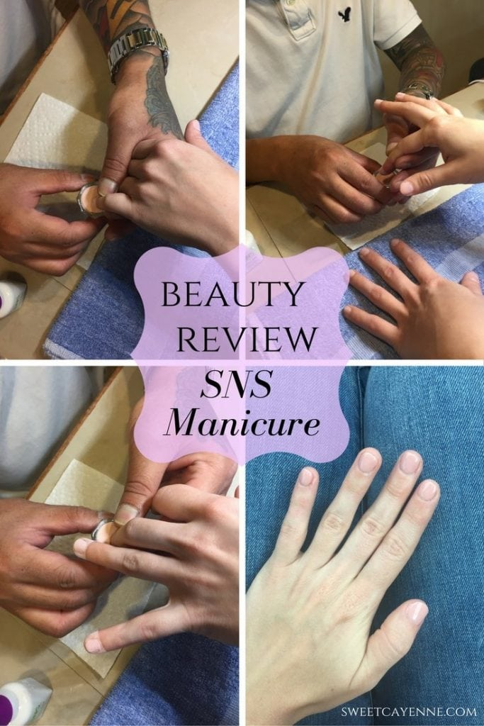 Beauty Review: Signature Nail Systems (SNS) Manicure
