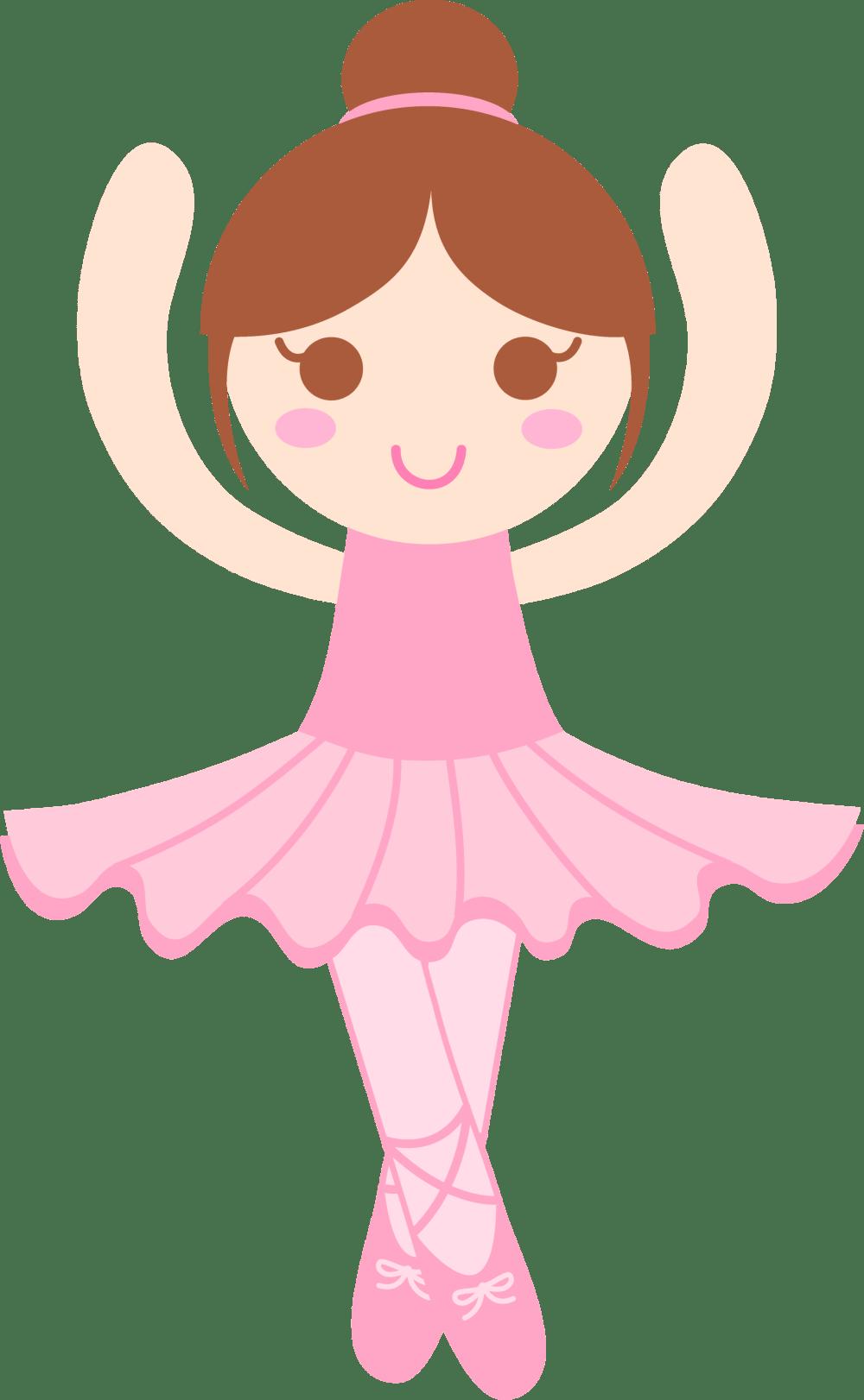 medium resolution of cute ballerina clip art