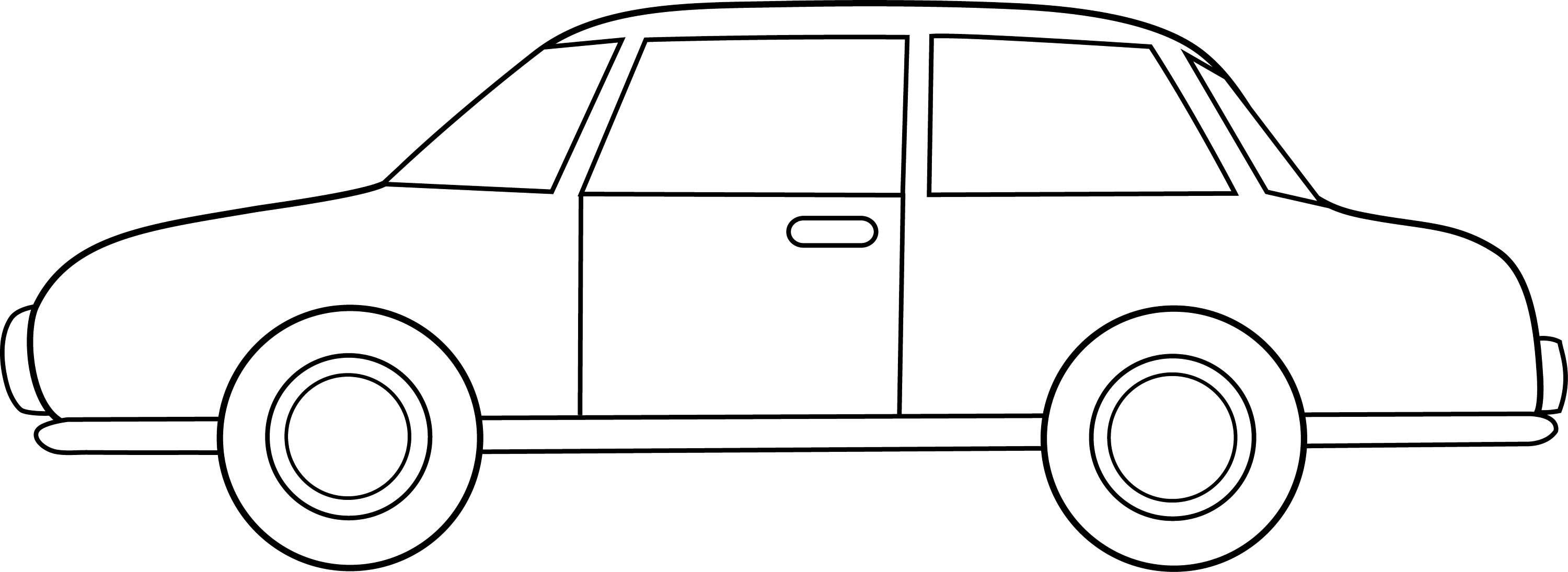 Muscle Car Drawings Clip Art Pictures