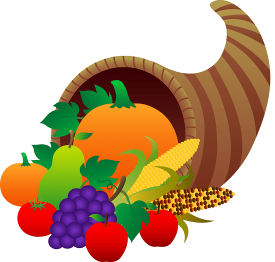 Image result for free clip art cornucopia transparent