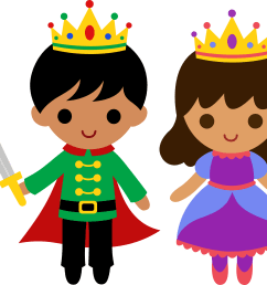 cute prince and princess 2 [ 8063 x 6772 Pixel ]