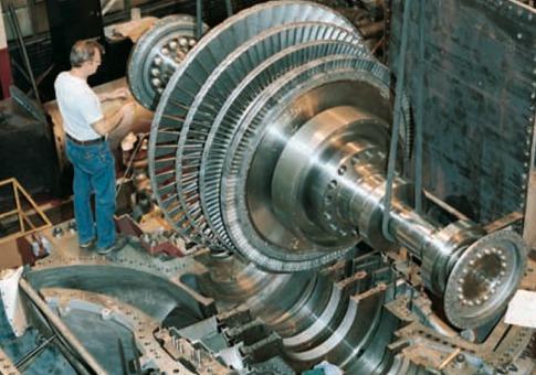 Dresser Rand Centrifugal Compressor