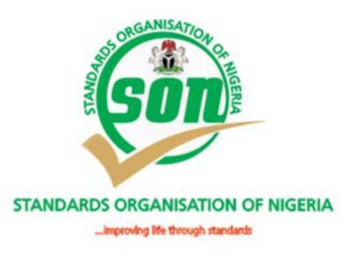 Image result for The Standards Organisation of Nigeria