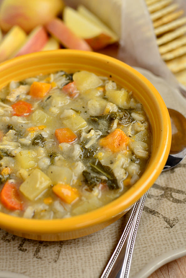 Stew Bean And Vegetable Barley Pictures