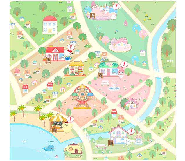 タウン画像