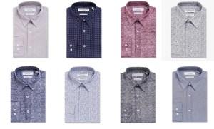 CLEARANCE! AS LOW AS $4.55 (Reg $65.00) Men's Nick Graham Dress Shirt