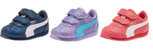 SALE! AS LOW AS $19.99 (Reg $45.00) Puma Glitz V Baby Sneakers