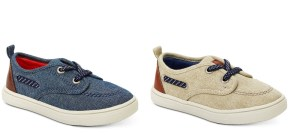 SALE! $12.99 (Reg $34.00) Carter's Toddler & Little Boys Shoes