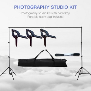 SWEET DEAL! $24.90 10FT Photography Backdrop Support Stand