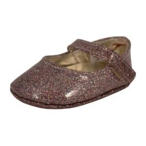 SALE! $10.27 (Reg $17.00) Baby Girl Glitter Slip-On Shoe