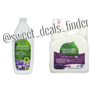 RUN! Seventh Generation Products for CHEAP!!