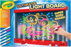 Lightning Deal! $13.99 (Reg $24.99) Crayola Ultimate Light Board