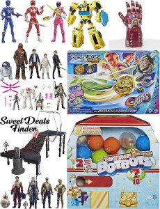 Cyber Monday Deal! Up to 36% Off on Action Figures