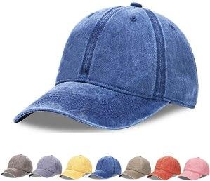 $9.59 (REG $15.99) Unisex Baseball Caps