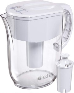 PRICE DROP! $19.59 (Reg $27.99) Brita Water Pitcher with 1 Filter, W 1 Std